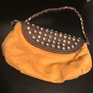 Tangerine Orange Shoulder Bag